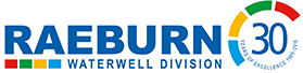 Raeburn Water Wells Logo